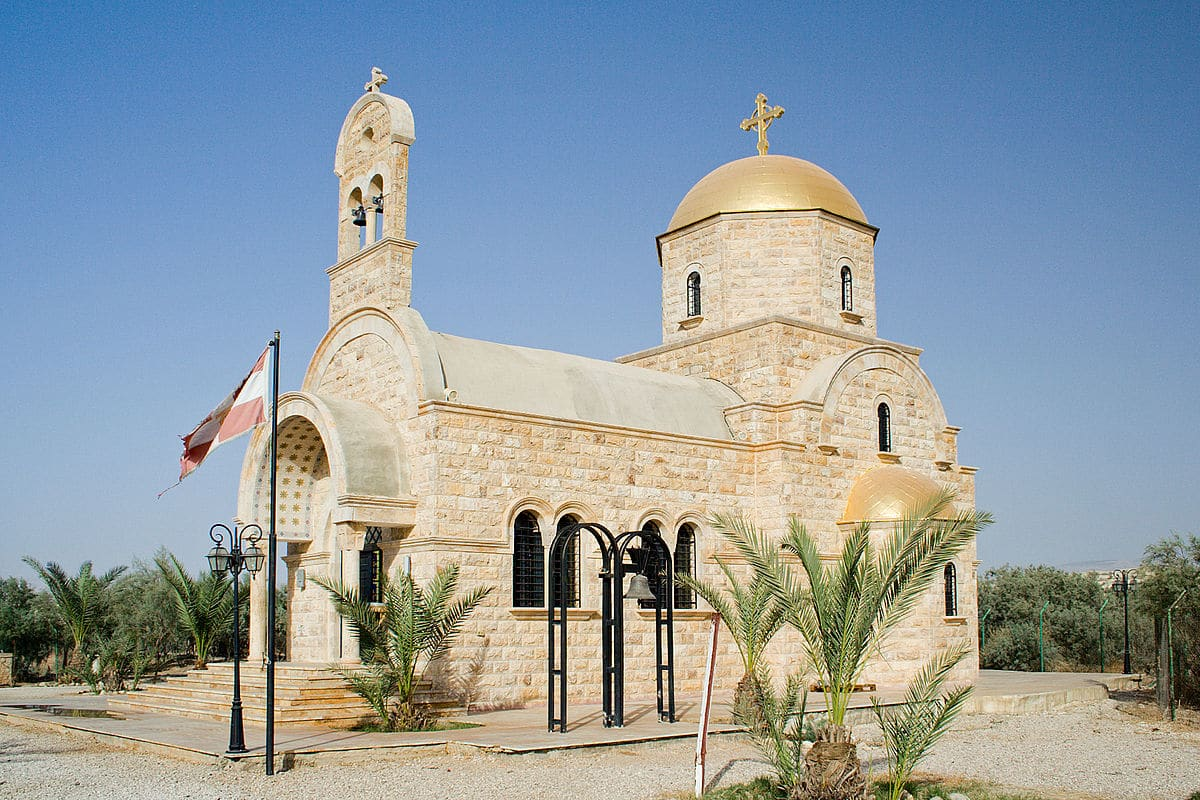 Church in Jordan