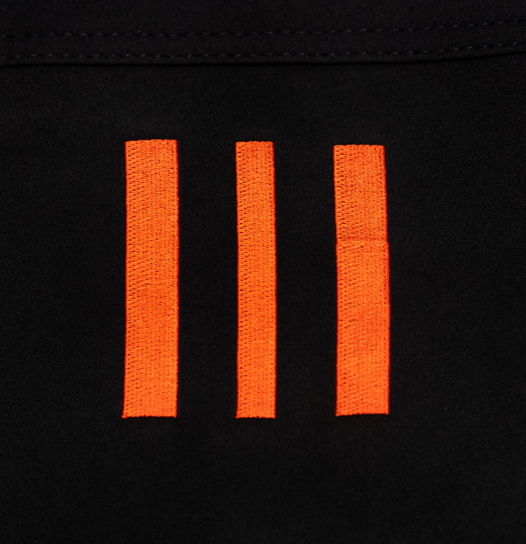 CAGE Fleece Jacket LOGO