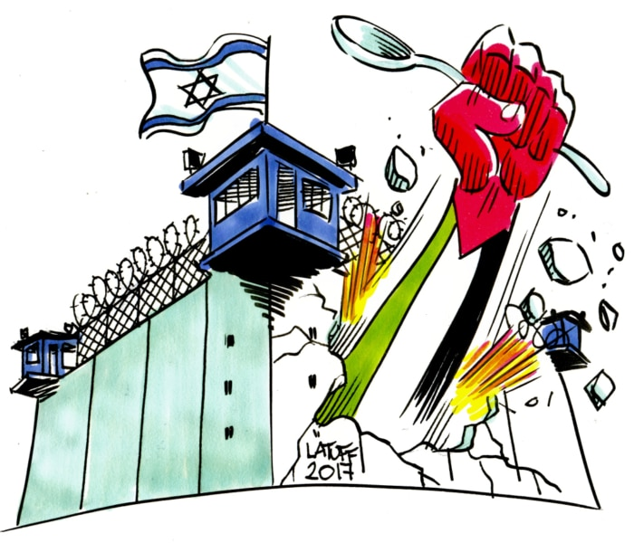Palestinian hunger strikes