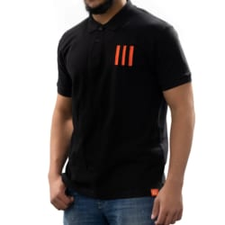 3-Bar Polo Shirt