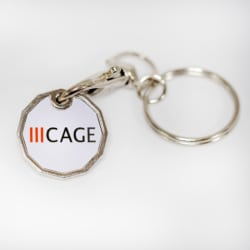 CAGE Trolley Coin