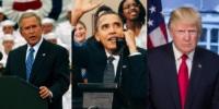 Presidents on United States