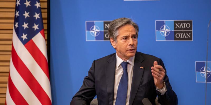 Blinken USA at NATO